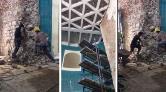 Galata Kulesi'nde 'Restorasyon' Tahribatı
