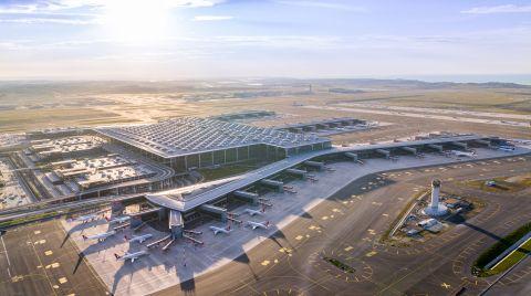 İstanbul Havalimanı, Sağlık Akreditasyonu Sertifikasını Aldı