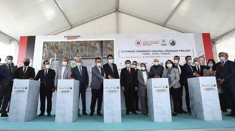 Cinderesi Kentsel Dönüşüm Projesi Başladı
