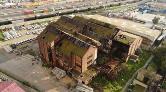 Tarihi Elektrik Fabrikası'nda Yapılaşma Tehdidi