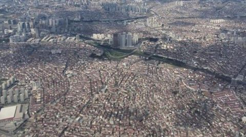 """""""İstanbul Depreme Hazır Değil"""""""