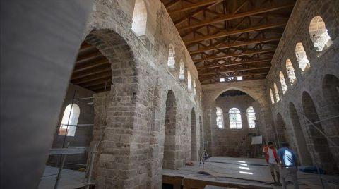 Tarihi Şehzade Korkut Camisi Eski İhtişamına Kavuşacak