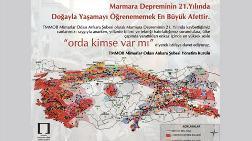 Mimarlar Odası Ankara Şubesi Marmara Depremi Açıklaması