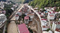 Mimarlar Odası'ndan Giresun'da Yaşanan Sel Felaketine Dair Açıklama