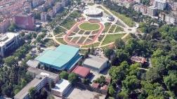 Bursa Atatürk Spor Salonu'nun Yıkımı Başladı