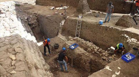 Daskyleion Antik Kenti'nde Tarihi Duvarlar Ortaya Çıkıyor