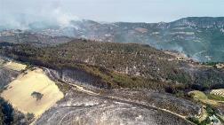 Adana'daki Yangın İki Gündür Söndürülemiyor