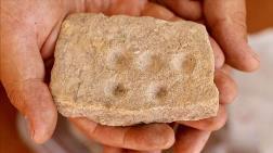 Küllüoba'da 5 Bin Yıllık Boya Paleti Bulundu