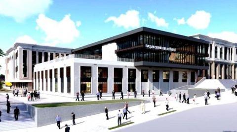Başakşehir Belediyesi'ne 130 Milyonluk Yeni Bina