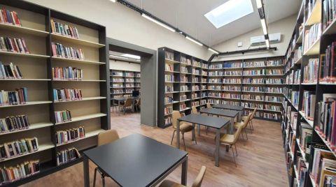 Gaziantep'teki Cezaevi Kütüphaneye Dönüştürüldü