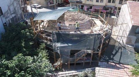 Cafer Paşa Darülkurrası Restore Ediliyor