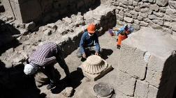 Satala Antik Kenti'nde 2 Bin Yıllık İzlere Rastlandı