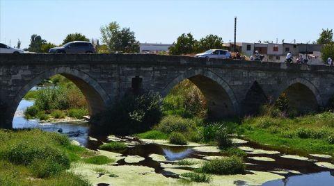450 Yıllık Taş Köprü Araç Trafiğine Kapanacak