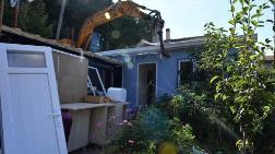 Uludağ'daki Kaçak Yapılar Yıkılıyor