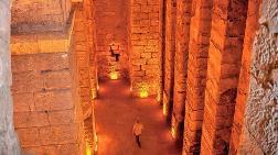 Dara'da Tarihi Sarnıç Ortaya Çıkarıldı