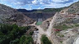 Ergani Barajı Sulama Sistemi Bu Yıl Tamamlanacak