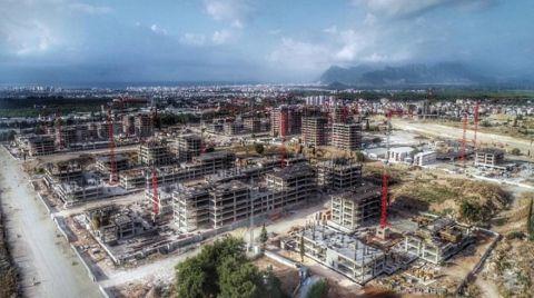 Antalya'da Vatandaşlar Kentsel Dönüşüm Mağduru Oldu
