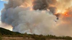 Kastamonu'daki Yangın Günlerdir Kontrol Altına Alınamadı