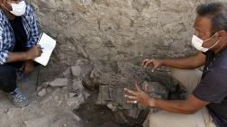 Satala Antik Kenti'nde Bin 500 Yıllık Zırh Bulundu