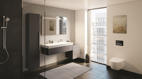 Geberit iCon Banyo Mobilyaları Serisi