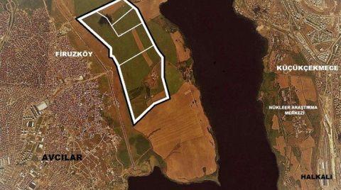 Emlak Konut, Kanal İstanbul Güzergahında Arsa Aldı