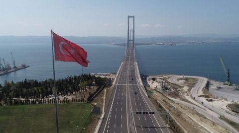 Osmangazi Köprüsü'nden Geçilmediği için 1,75 Milyar Ödenecek