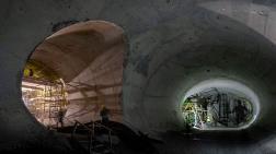 İzmir Metro Tüneli Narlıdere İstasyonu ile Buluştu