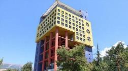 Saçma Binanın Yıkımı Tartışılıyor