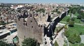 Diyarbakır Surları'nda 500 Günlük Restorasyon Başladı