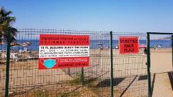 Kayyum Halk Plajını Ücretli Yaptı