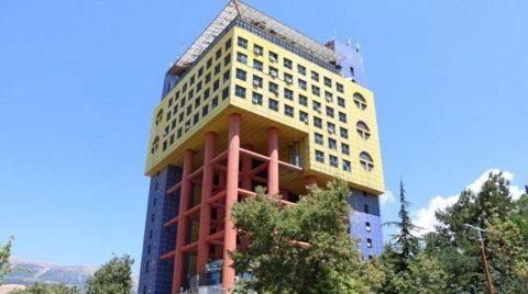 Dünyanın En Saçma Binasına Talipli Çıktı