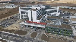 Tekirdağ Şehir Hastanesi'nin Yapımında Sona Gelindi