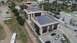 Kentsel Dönüşüm - Menteşe Otogarı Tükettiği Elektriği Güneşten Karşılıyor