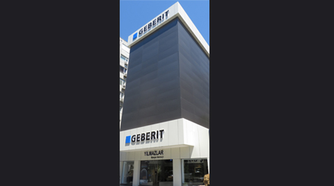 Geberit'in Yeni Showroom'u İstanbul'da Açıldı