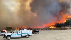 ABD'de 100'den Fazla Yangın Durdurulamıyor
