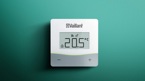 Vaillant vSmart Pro Oda Termostatı