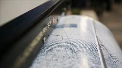 Muş'ta 4,7 Büyüklüğünde Deprem Meydana Geldi