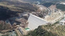 Silvan Barajı'nın Gövde Dolgusu Tamamlandı