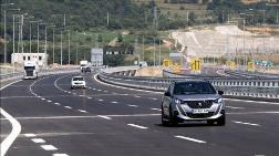 Kuzey Marmara Otoyolu'nun Gebze-İzmit Etabı Açılıyor