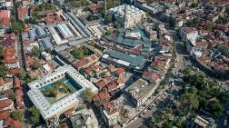 Bursa Hanlar Bölgesi Yeni Silüetine Kavuşacak