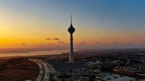 55 Milyon Dolarlık Atıl Kule