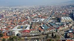 Bursa'da 20 Bin Konut Yenileniyor