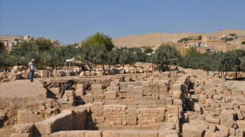 DİKA'dan Dara Antik Kenti'ne 4 Milyon Lira Destek