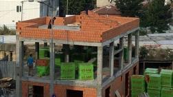 İlçe Belediyesinden İBB'nin Arazisine Kaçak Yapı