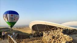Göbeklitepe Balonla Havadan da Gezilebilecek