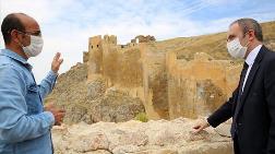 Bayburt Kalesi Çinilerine Kavuşuyor