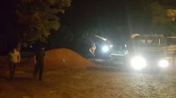 Ordu Belediyesi'nden Gece Beton Dökümü