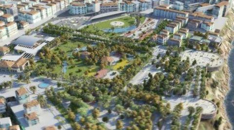 Millet Bahçesi Olacak Yerde Rezidans Yükseliyor