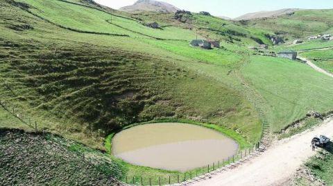 Dipsiz Göl, Eski Haline Döndü