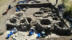 Kastamonu'da Kahin Tepe Kazısında Tapınak Bulundu